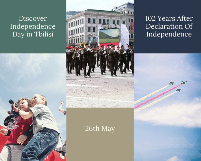 independence day in Tbilisi