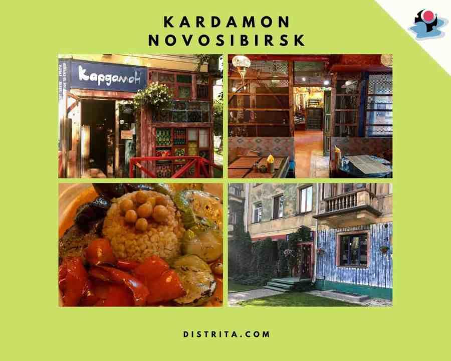 Kardamon Novosibirsk