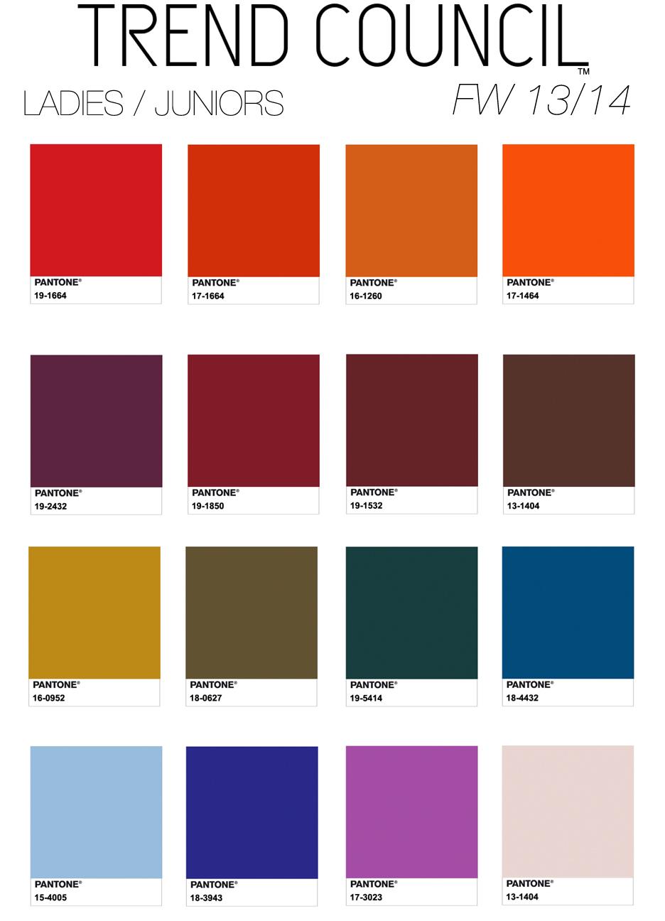 Colores  distritex