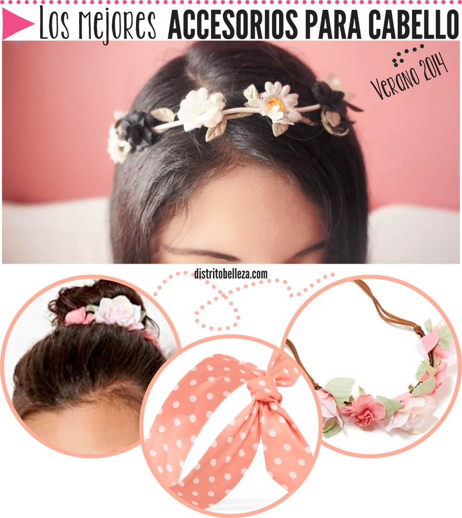 Accesorios para el cabello 2014  Distrito Belleza