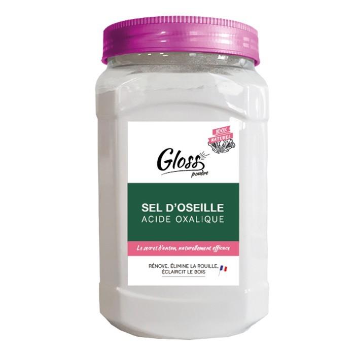 Sel d'oseille 700 g Gloss