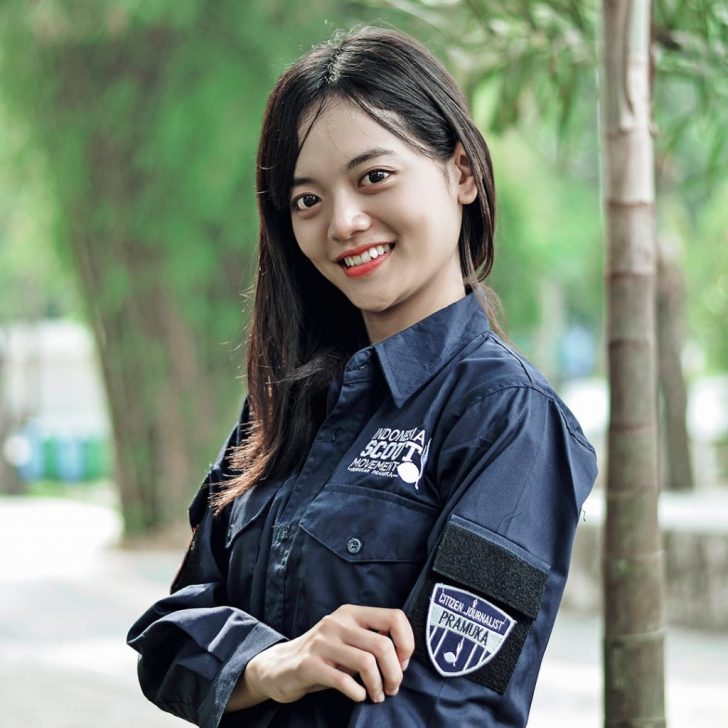Baju Pramuka Lapangan Kemeja - Baju PDL Pramuka Tebaru