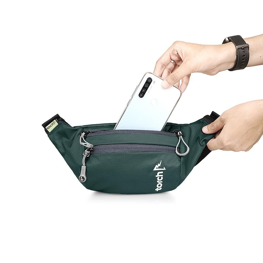 TORCH ATSUGI WAIST BAG TAS PINGGANG