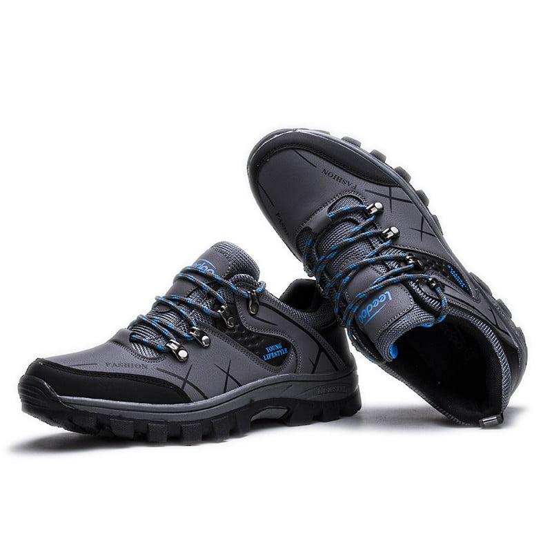 Sepatu Hiking Pria Sepatu Olahraga Tahan Air Luar Ruangan Hiking Shoes Import Outdoor SMH202