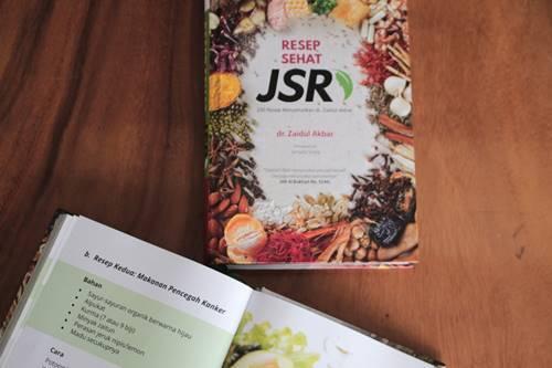 Buku Resep Sehat JSR 200 Resep Menyehatkan dr Zaidul Akbar