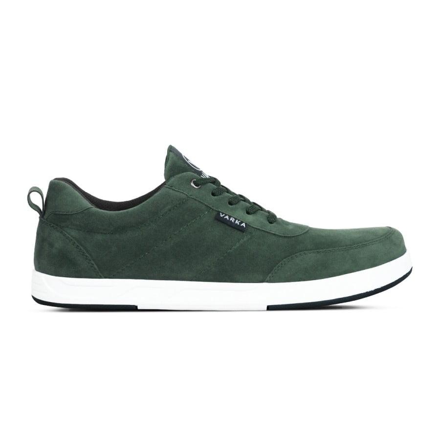 Sepatu Casual Pria V 4037 Model Terbaru Brand Varka Trendi Hijau