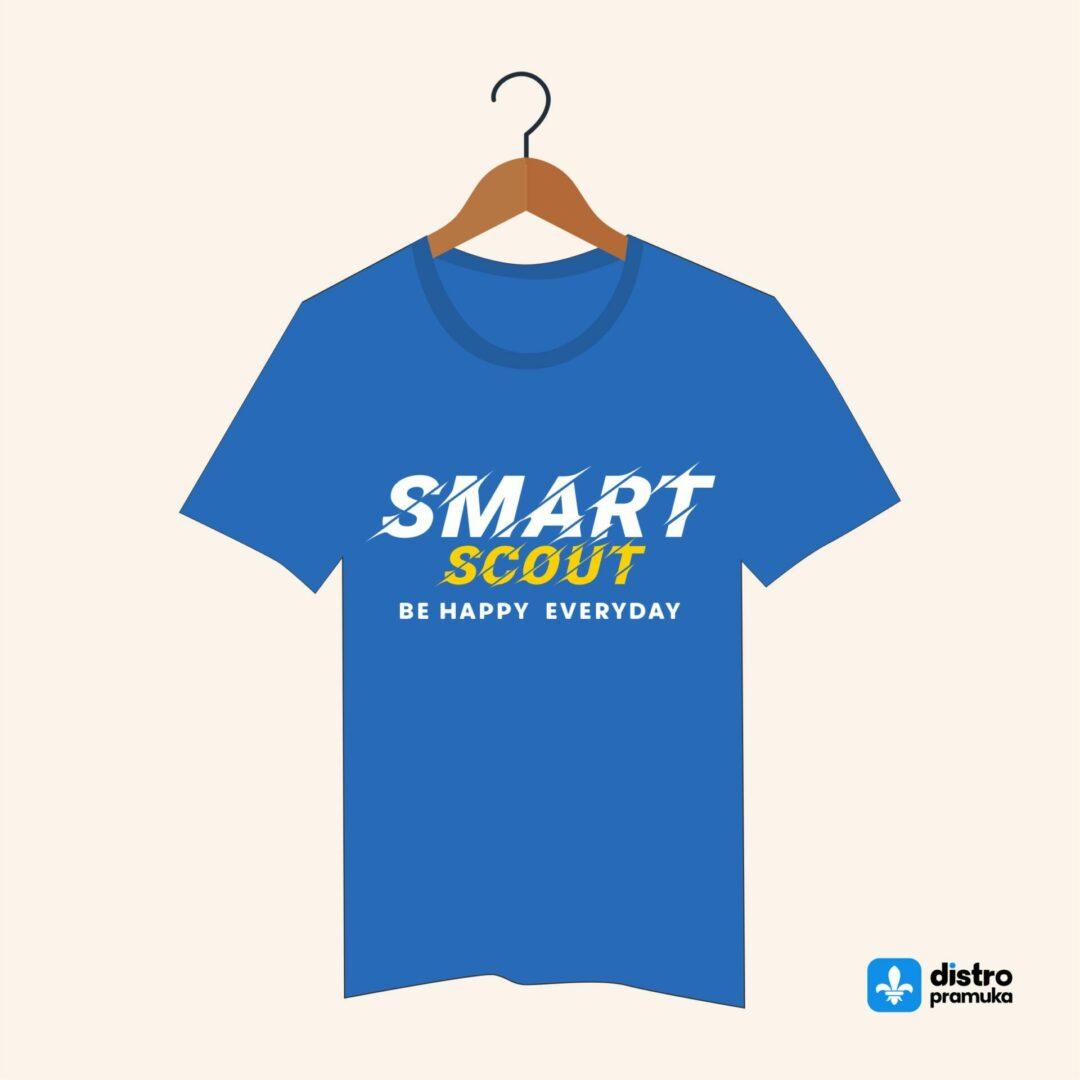 Kaos Pramuka Smart Scout