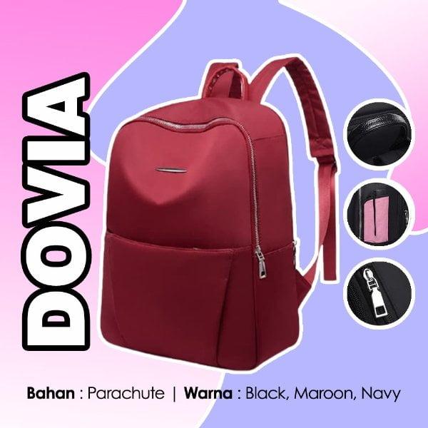 Tas Kerja Backpack DOVIA