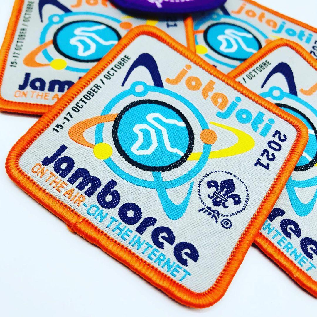 BADGE JOTA JOTI 2021 Badge Jota Joti 2021