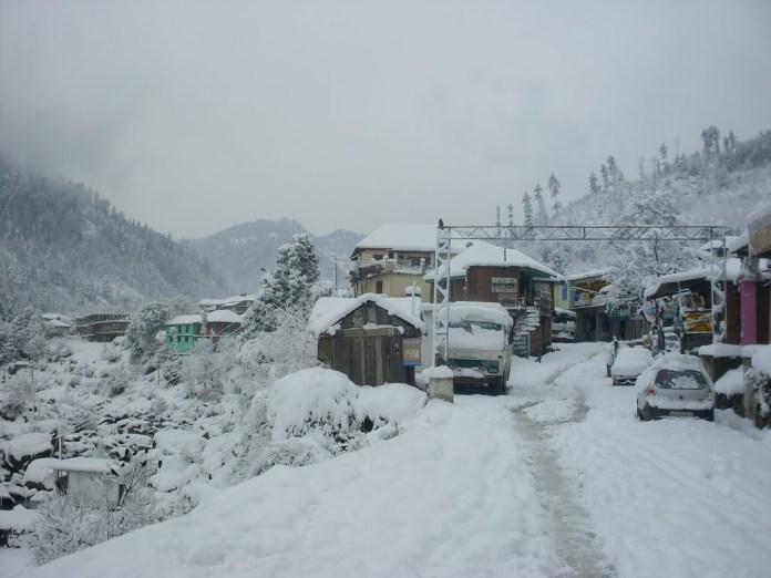 Janjehli Siraj Valley Mandi Himachal