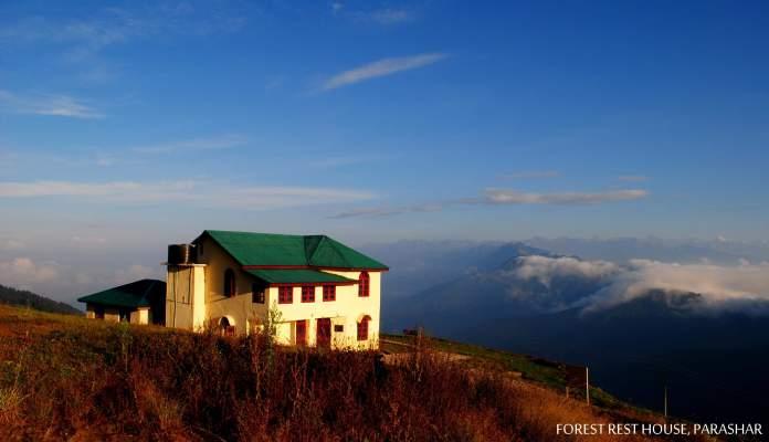 Forest Rest House Prashar Lake