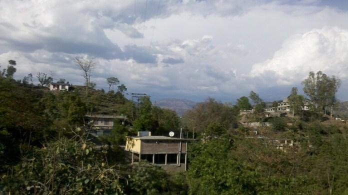 Randhara Village Mandi HP