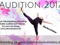 Audition 2017