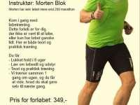 Lær at løbe på 8 uger