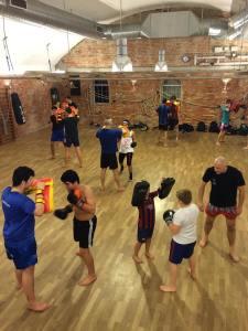 Vinterferie aktiviteter - Thaiboksning