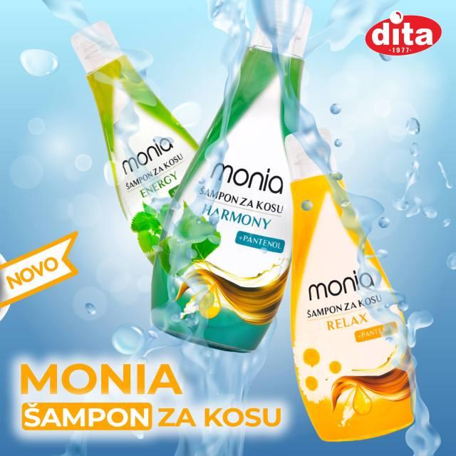 Novo iz DITE – Monia Šamponi