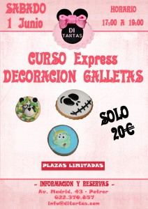 Curso express galletas