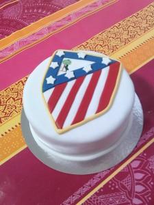 Atletico de Madrid, sorpresa para unos novios (2)