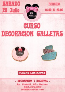 Curso Decoracion Galletas