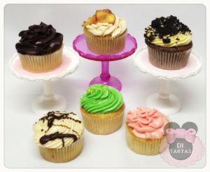 Cupcakes sabores Di-Tartas