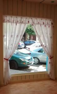 Cortinas ventana Di-Tartas