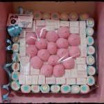 tarta chuches corazon