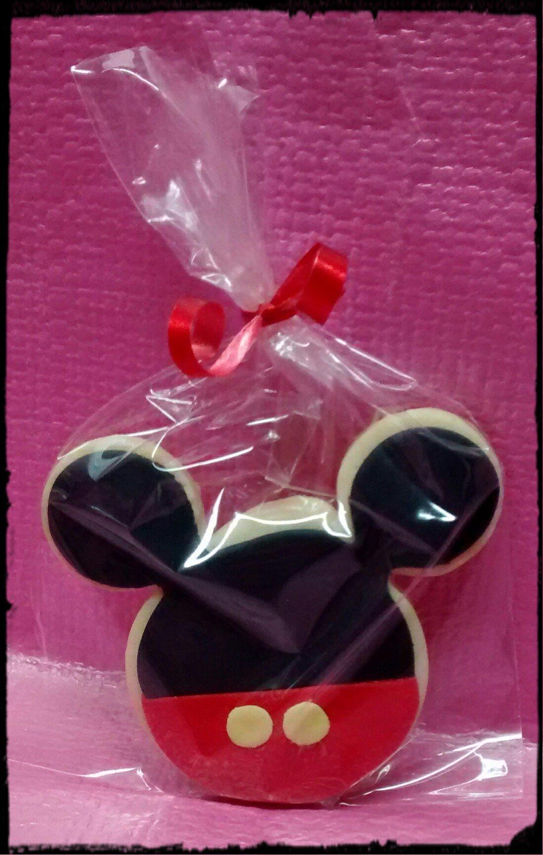 galleta micky mouse
