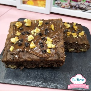 brownie de chocolate ditartas