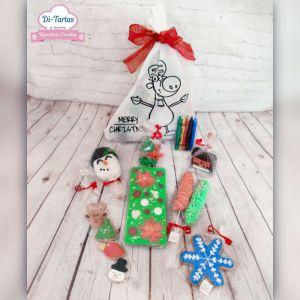 pack dulce pinta navidad ditartas