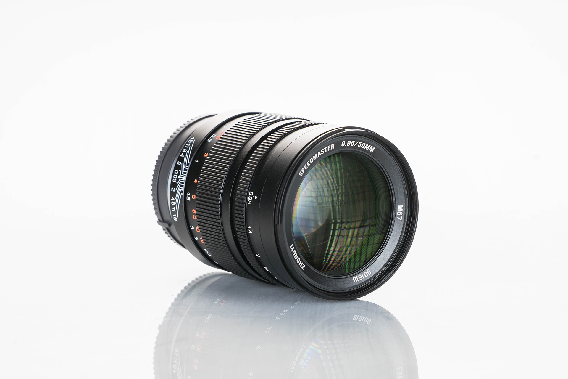 Product Photography Camera Lens