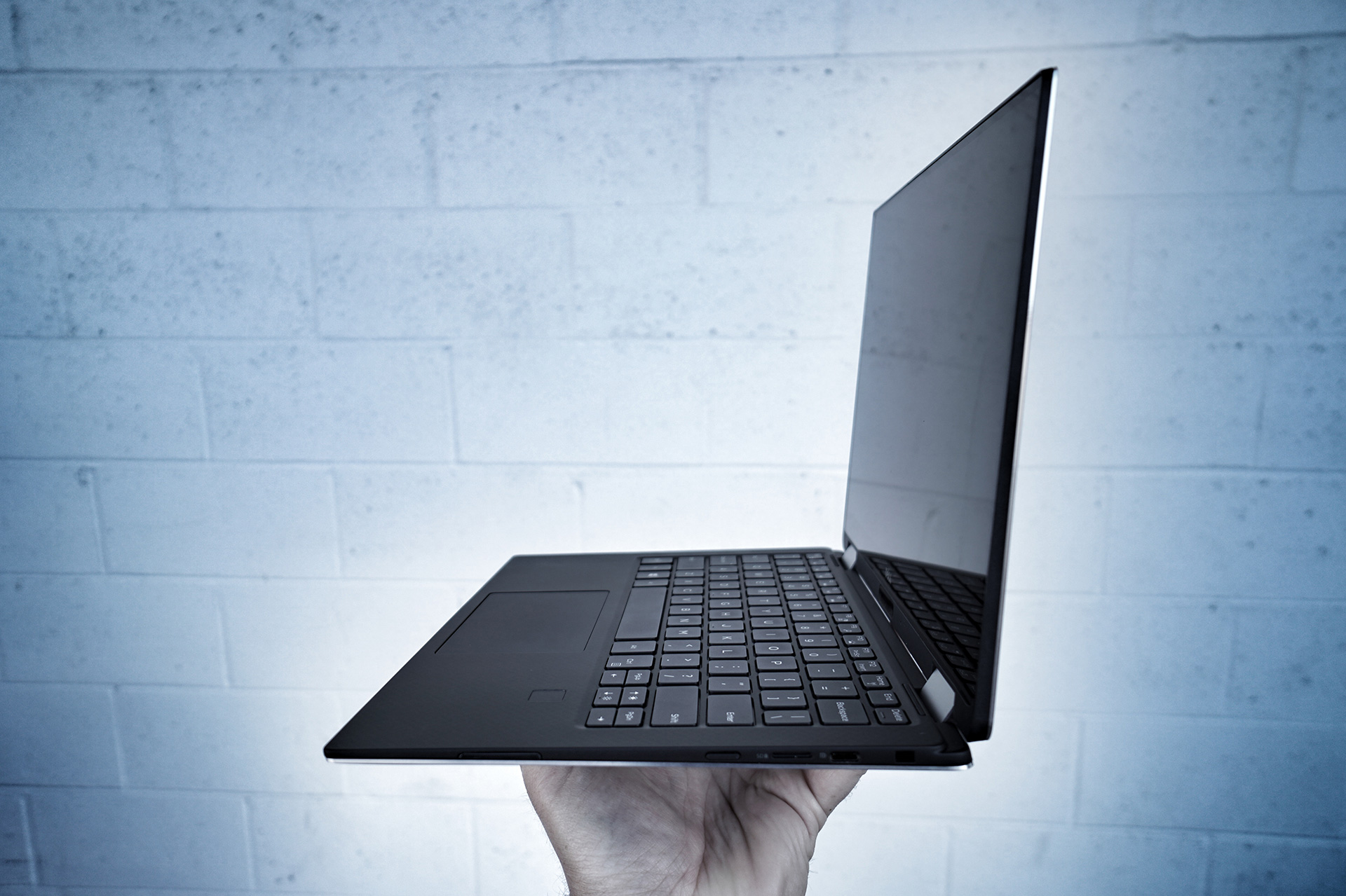 Product Photography Laptop