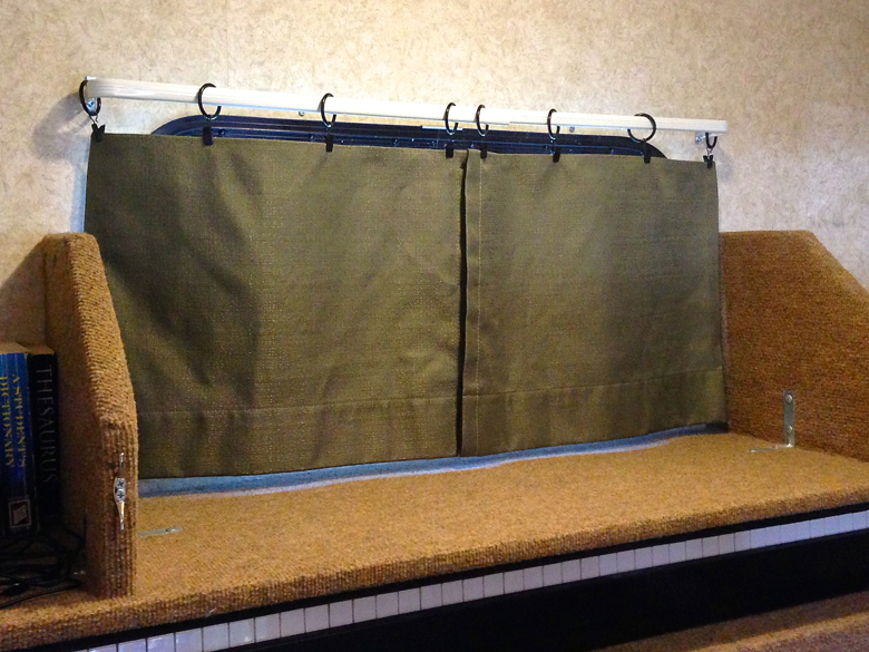 no sew diy rv curtains for under 100