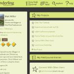Sanderling profile