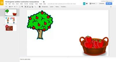 apple tree screenshot