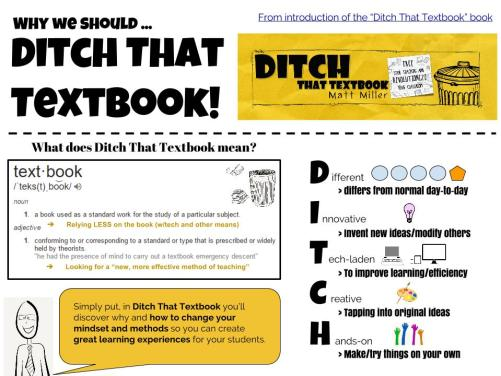 DTT introduction visual notes