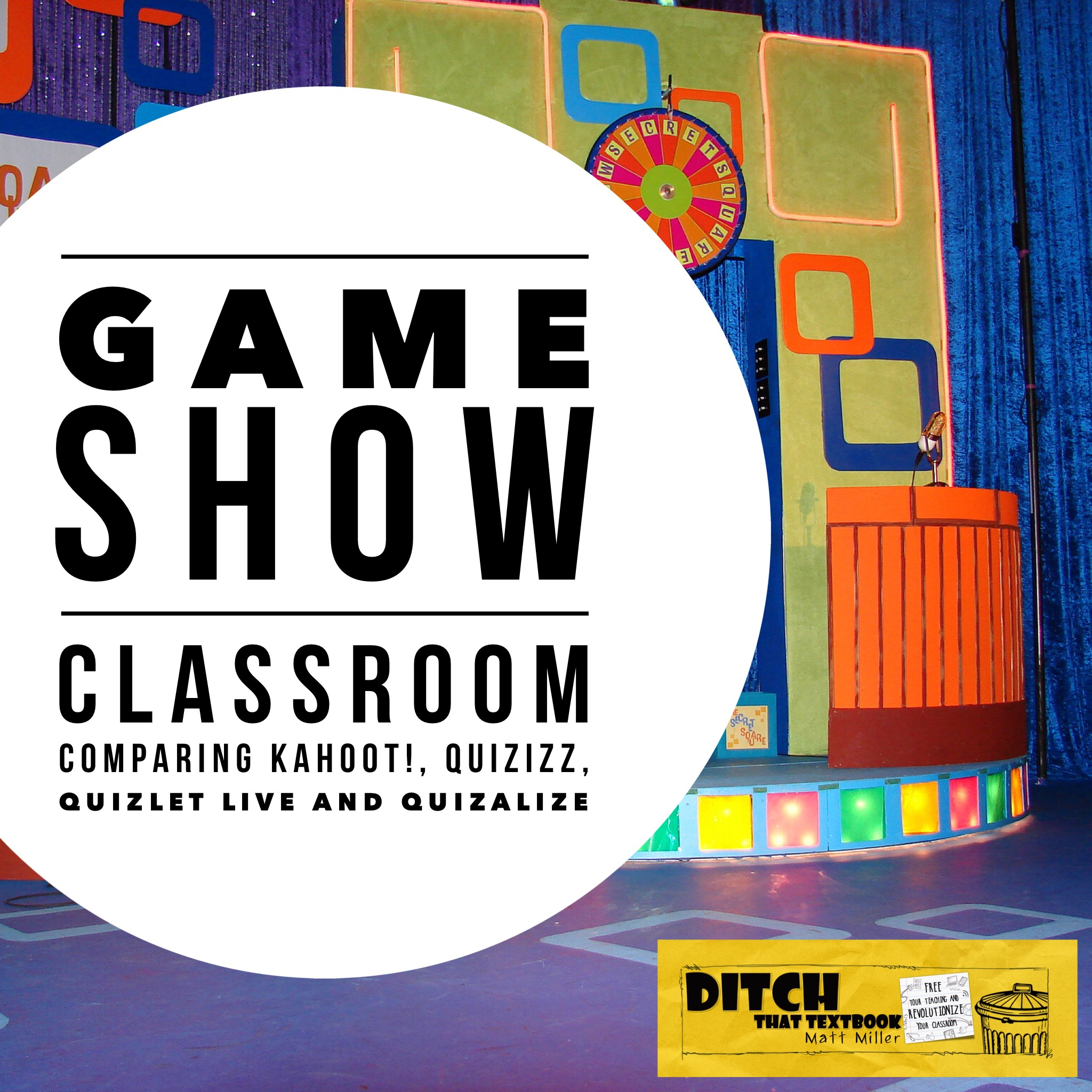 the best features of game shows can be used to review and teach in the classroom