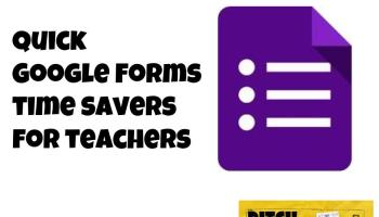 20 practical ways to use google forms in class school ditch that
