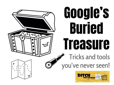 googles buried treasure