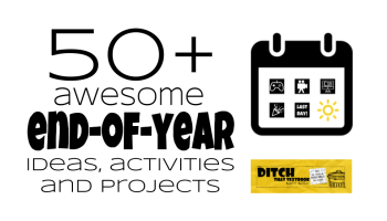 10 ideas for digital end-of-semester final projects | Ditch