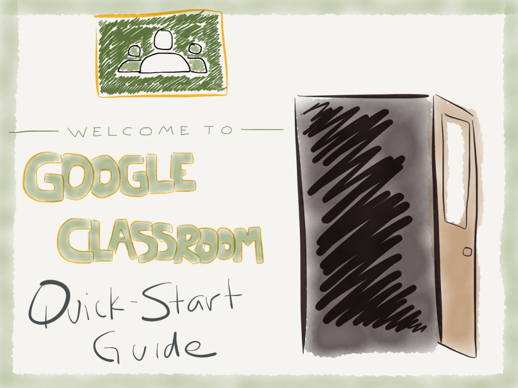 The Google Classroom Quick-start guide + resources, tips and tricks!
