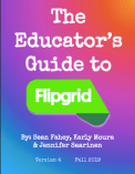 Educator's guide to flipgrid ebook cover.