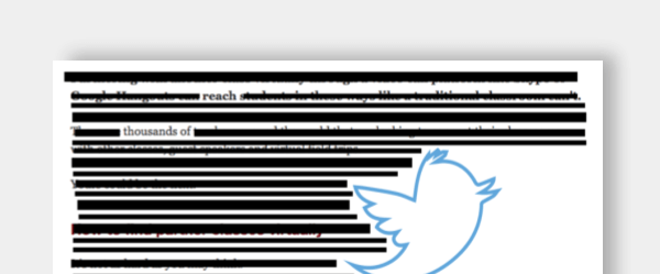 Blackout poetry template
