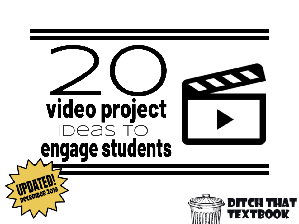 20 video project ideas to engage students (1)