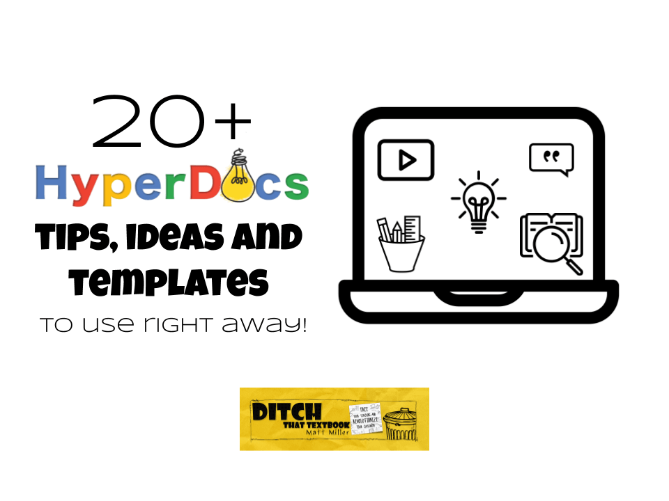 20 hyperdocs tips ideas templates use right away