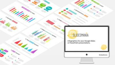 Free infographics for Google Slides or PowerPoint presentations