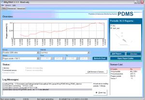 software registrador hwg-pdms