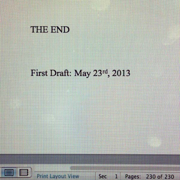 Tony DiTerlizzis Blog The Battle For WondLa First Draft Completed June 03 2013 0712