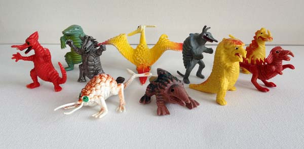 PrehistoricAnimalsS