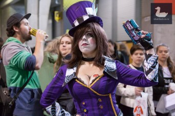 Mad Moxxi (Borderlands) cosplay by Abby Jameson