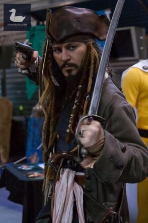 Captain Jack Sparrow by Dante Jerwais Sparrow